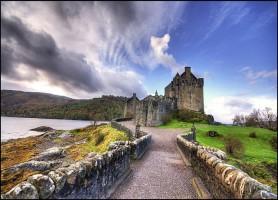 Château d'Eilean Donan: un bel ornement de 700 ans