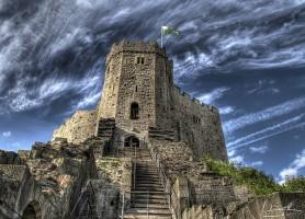 Château de Cardiff : un site prestigieux