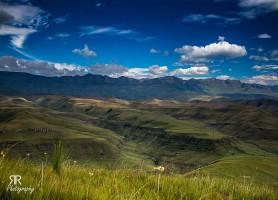 Drakensberg: une impressionnante chaîne de montagnes