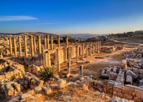 Gérasa: une cité 5 fois millénaire