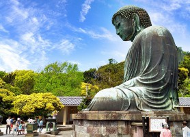 Grand Bouddha de Kamakura : un édifice imposant