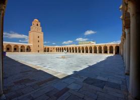 Grande Mosquée de Kairouan : un édifice forteresse
