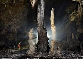 Grotte Sơn Đông: une merveille inexplorée depuis la création