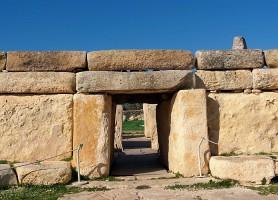 Hagar Qim : résidence des temples les plus vieux du temps