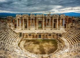 Hiérapolis: la belle station thermale turque