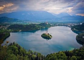 Lac de Bled : pour des séjours magiques !