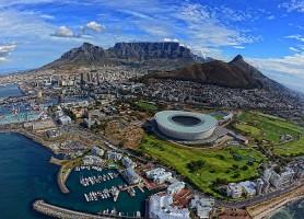 Le Cap: la cité mère de l'Afrique du Sud