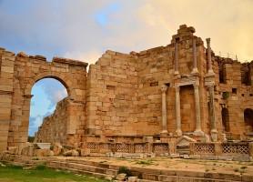 Leptis Magna : la mythique cité romaine
