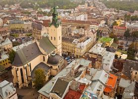 Lviv : la ville qui brille de mille feux !