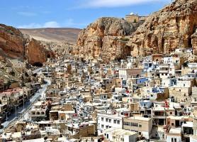 Maaloula : une ville chrétienne historique