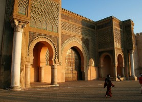 Meknès: une plaque tournante du Maroc