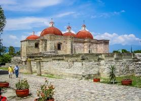 Mitla: faites-vous une idée du Mexique d'avant…