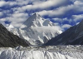 Mont K2: la deuxième plus haute montagne du monde