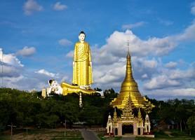 Monywa : l'incontournable ville de la Birmanie