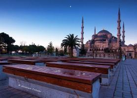 Mosquée bleue: une magnifique œuvre architecturale