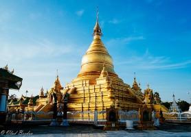 Pagode Kuthodaw : la perle rare de Mandalay