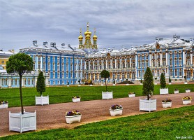 Palais Catherine: un superbe château à découvrir