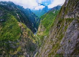 Parc de Taroko et ses Gorges: une merveille taïwanaise