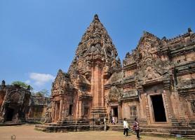 Phanom Rung: le plus beau temple de la Thaïlande
