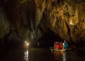 Puerto Princesa : Le Parc national de la rivière souterraine