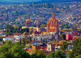 San Miguel de Allende : une ville dessinée par Dieu