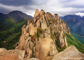 Seoraksan : un paradis de couleurs