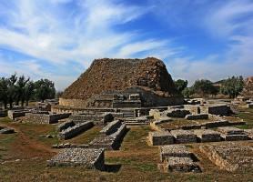 Taxila et Jaulian: le précieux vestige du bouddhisme