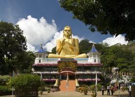 Temple d'Or de Dambulla: un lieu bourré d'ondes positives