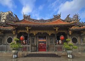 Temple Longshan: un joyau incontournable de Taïwan