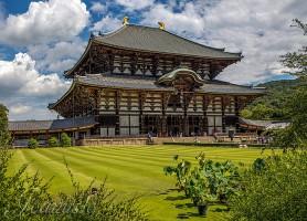 Todai-ji: le temple au majestueux Bouddha de 437 tonnes