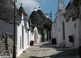 Trulli d'Alberobello: ou maisons de pierres sèches