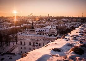 Vilnius: un des plus grands centres historiques d'Europe