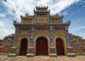 Cité impériale de Hué: la capitale historique Vietnam