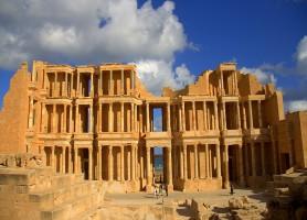 Ruines de Sabratha: un oubli de 2000 ans corrigé