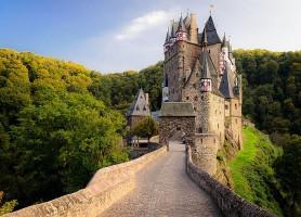 Château d'Eltz : une merveille architecturale du Moyen Âge