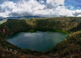 Laguna de Guatavita : le vrai Eldorado