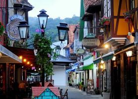 Blumenau: découvrez la petite Allemagne d'Amérique