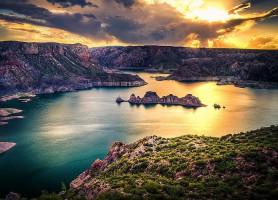 Canon del Atuel : la nature dans toutes ses splendeurs