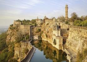 Fort de Chittorgarh : un fort magistral et majestueux