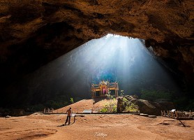 Grotte de Phraya Nakhon : une splendeur de la nature