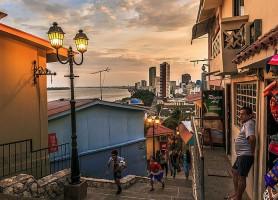 Guayaquil: l'irrésistible cité équatorienne