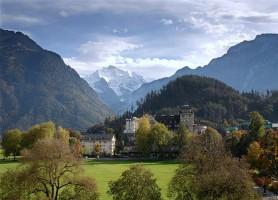 Interlaken: une charmante ville qui fait rêver