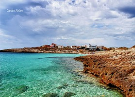 Lampedusa: la séduisante baie italienne