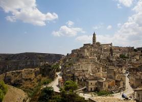 Matera : la plus belle ville rupestre d'Italie