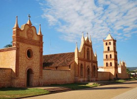 Missions jésuites de Chiquitos: les authentiques trésors des Jésuites