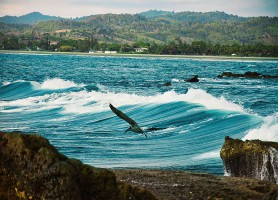 Montañita: le paradis caché de l'Équateur