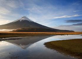 Parc national du Cotopaxi: la majestueuse montagne des Andes