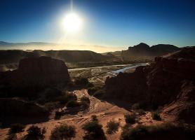 Quebrada de las Conchas: un paysage qui paralyse d'admiration