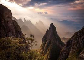 Serra dos Órgãos : la nature dans toute sa richesse