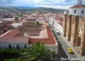 Sucre : la prestigieuse ville touristique !